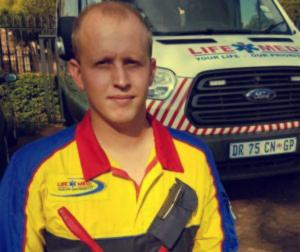 AN INTERVIEW WITH A PARAMEDIC