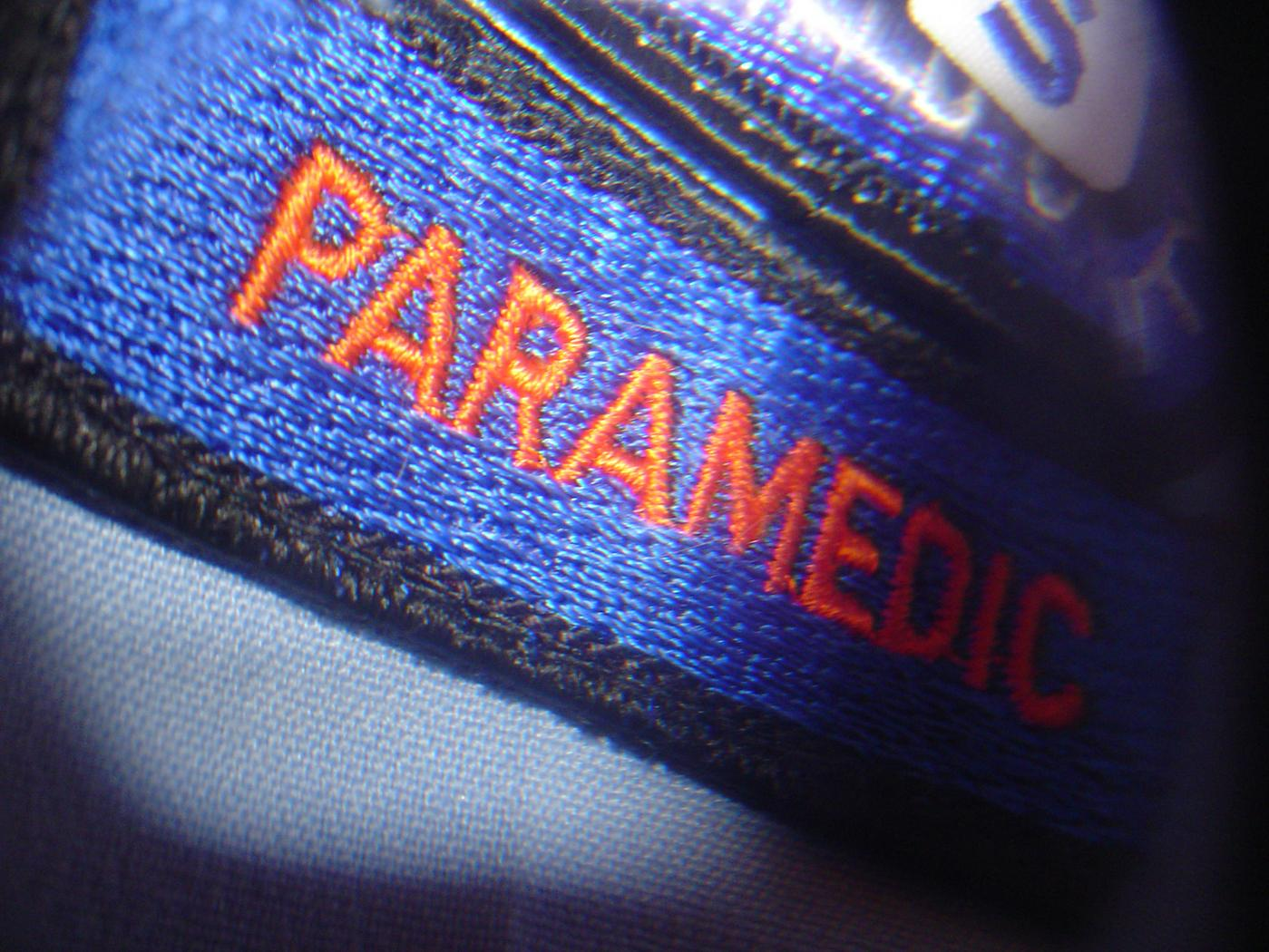 Nothing will stop a Life Med paramedic from rescuing a patient