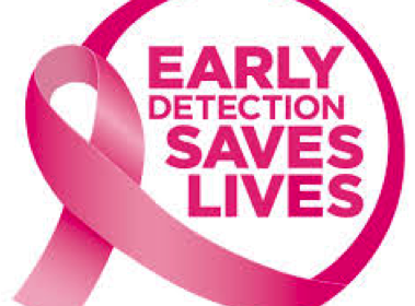 October is the official Breast Cancer awareness month