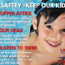 DROWNING IS THE 2ND LEADING CAUSE OF ACCIDENTAL DEATH IN SOUTH AFRICA.